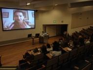 Lecture 10 – Olivier Blanchard, Cara Sanfelice & BrittneyWalker